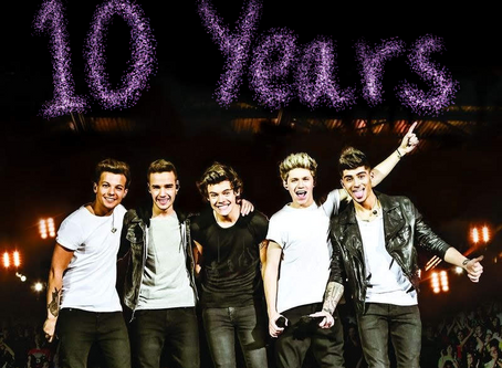 Yes, I Still Love One Direction (10 Years Later)
