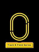 University of Birmingham Track and Field Series logo