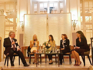 Paula Rogers supports IOH Women in Hospitality event