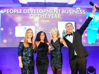 Admiral Recruitment is honoured for people development
