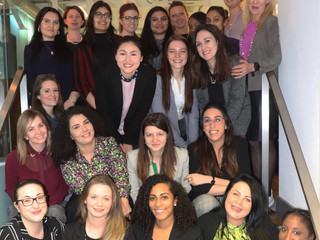 Supporting the female talent pipeline