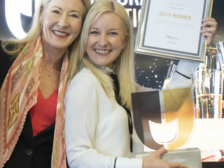 Admiral Recruitment sponsors Corporate Receptionist of the Year Award