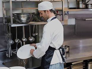 Kitchen Porter London | Admiral Recruitment