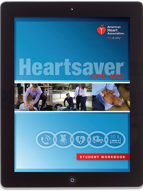 Heartsaver ® CPR AED E-Book