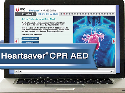 Heartsaver ® CPR AED Online