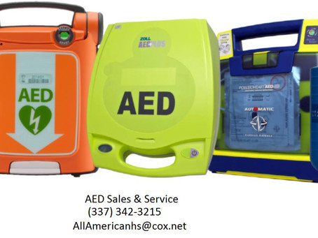 Automatic External Defibrillators (AED's), Why dont we see more of them?