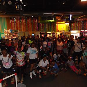 AHOP Skate Party July 18, 2019