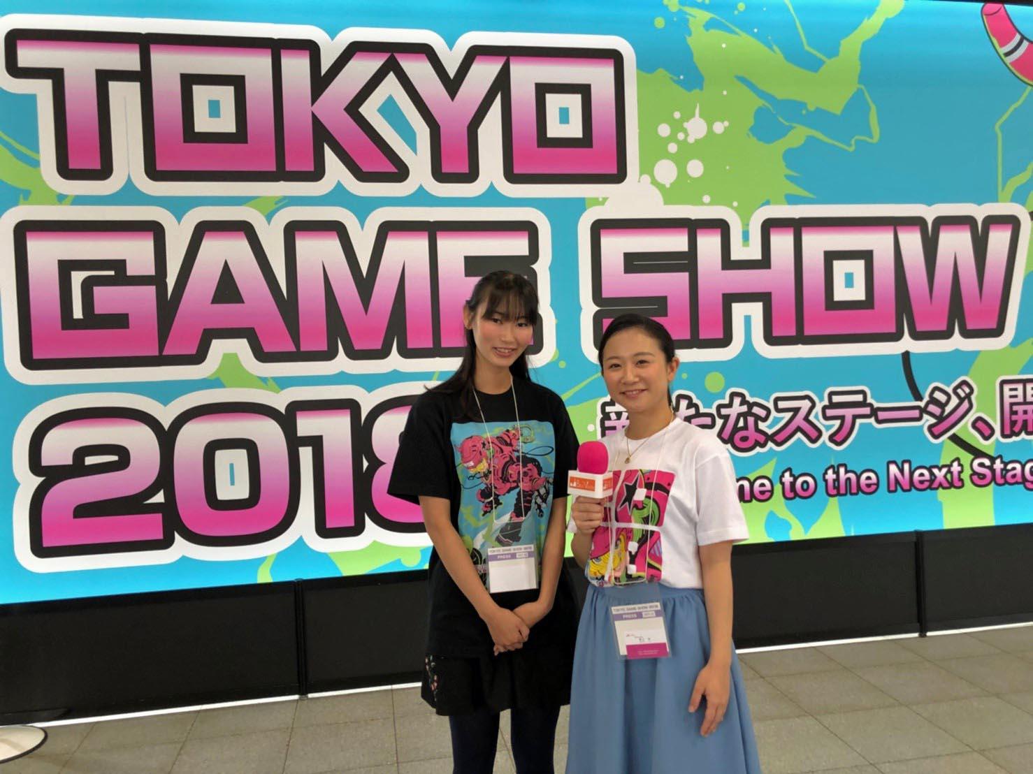 2018年9月東京ゲームショウ2018