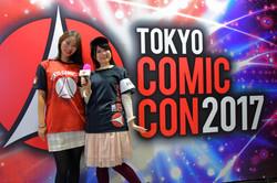2017年12月 東京コミコン2017