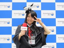 2017年3月 「AnimeJapan 2017」