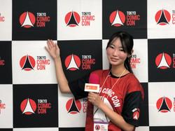 2018年12月 東京コミコン2018