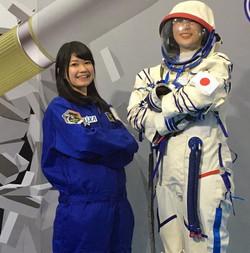 2017年12月 東京コミコン2017 JAXAブース