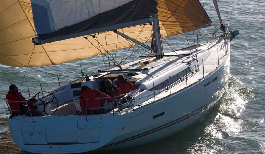Sun Odeyssey 439, BJ 2011- 15, 4 Kabinen