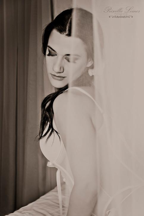Ensaio Noiva Boudoir - Foto  4