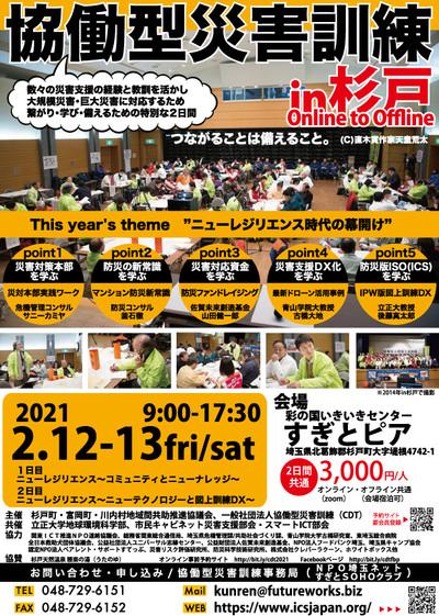 【速報!!】CDT2021チケット販売開始!