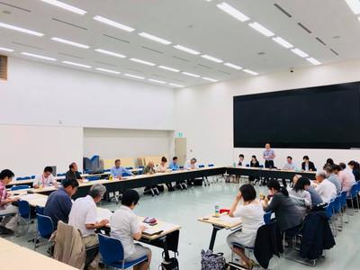 <報告>災害ボランティア団体ネットワークネットワーク検討会議