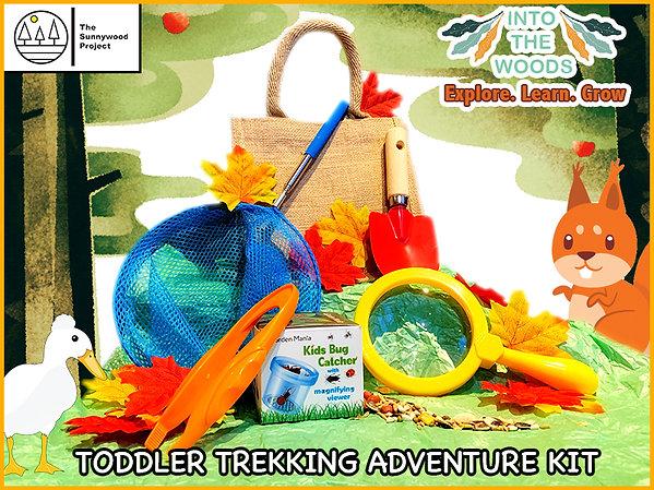 Toddler Trekking Adventure Kit