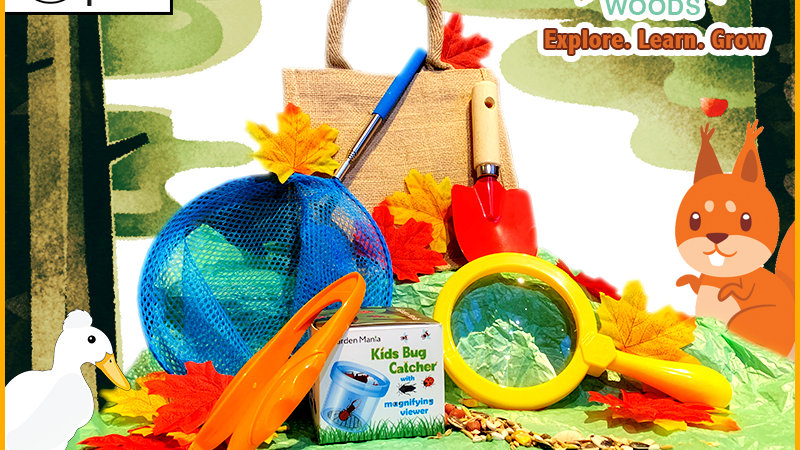 Toddler Trekking Adventure Kit