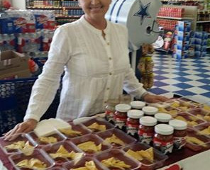 Tascosa Hot Sauce Tasting at Metro Foods, with Founder Melody Branum