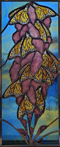 """""""Monarchs Swarm Blazing Star"""""""