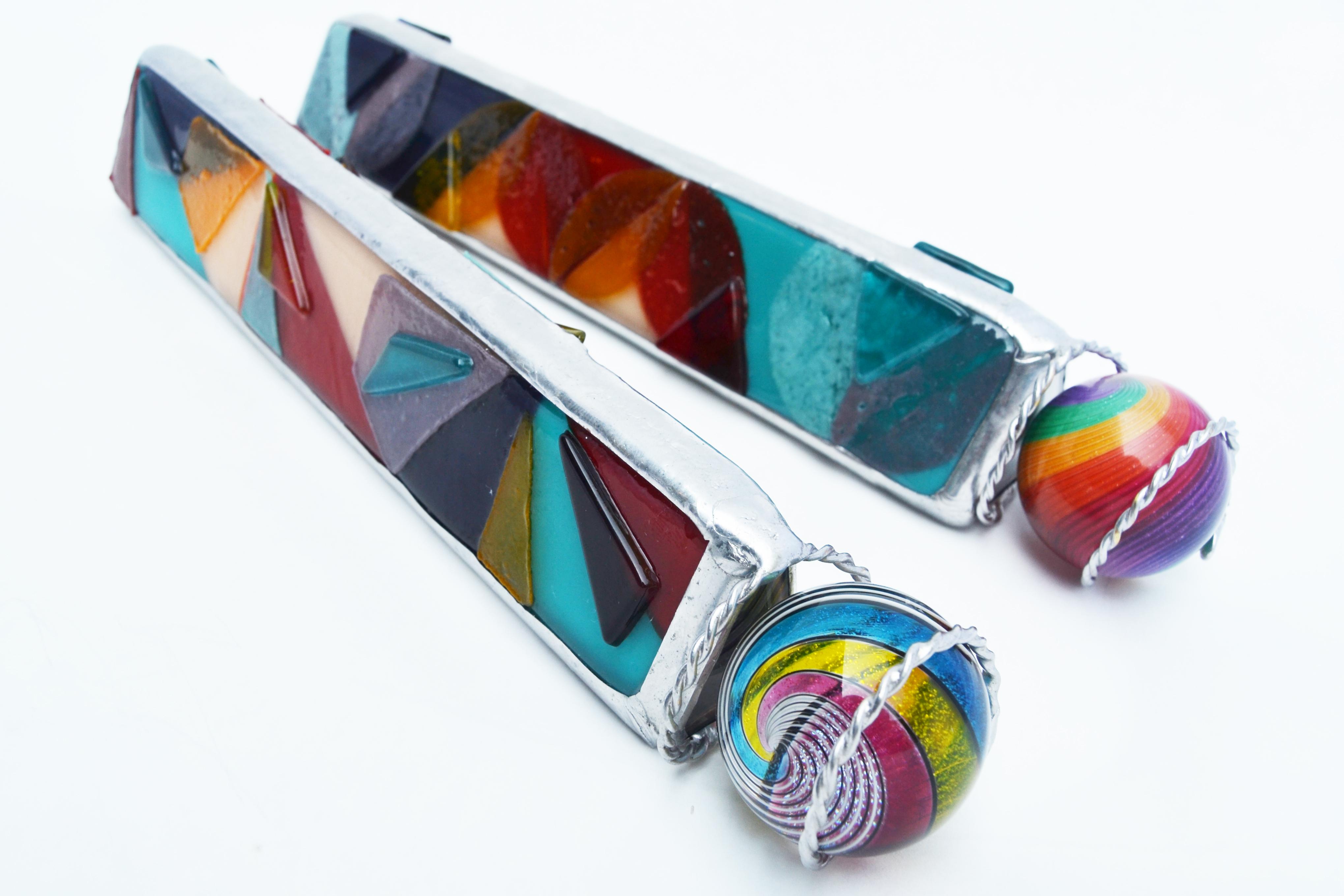 """""""Color Block"""" series pair"""