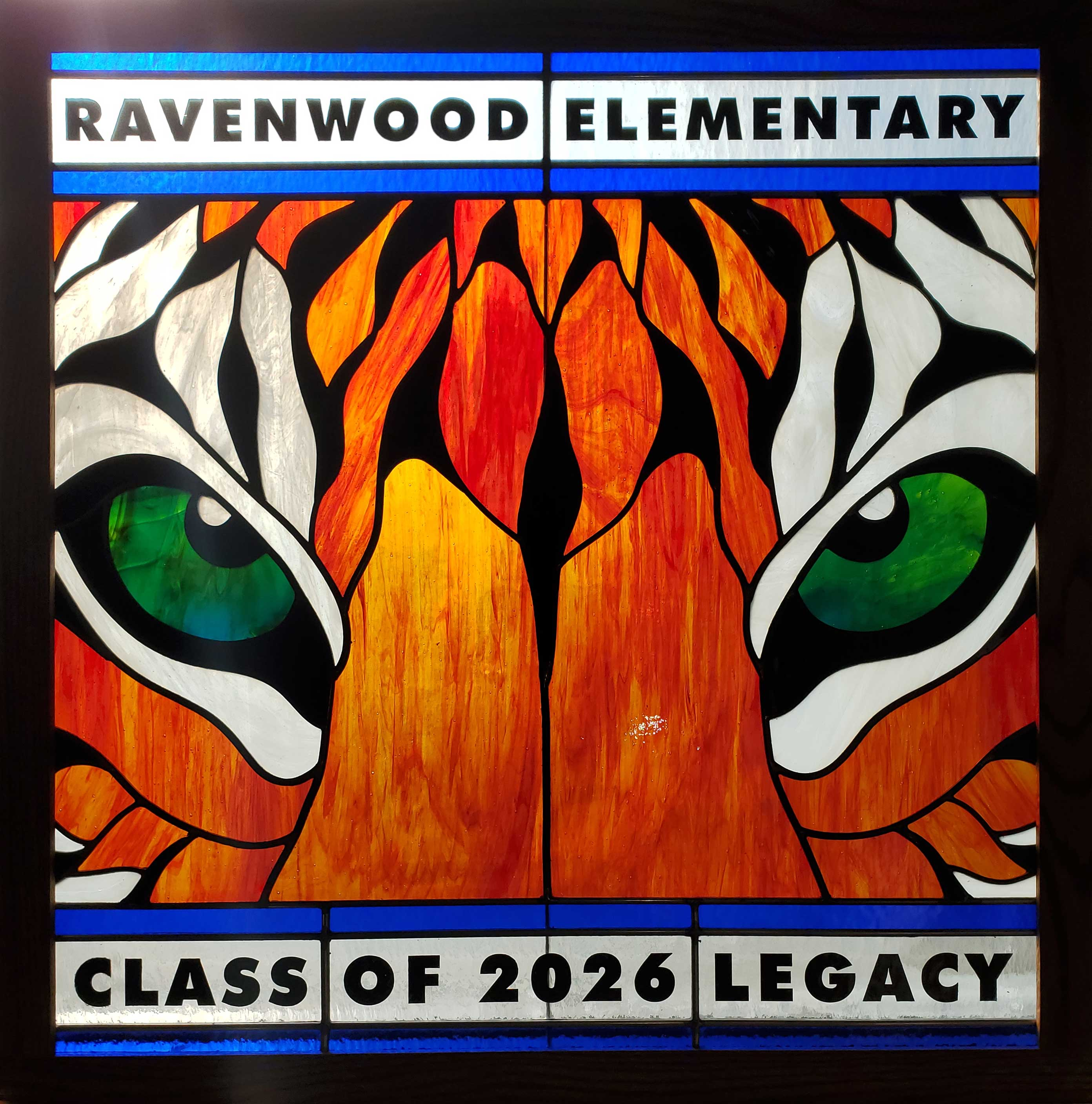 """Ravenwood Elementary Legacy Window"""