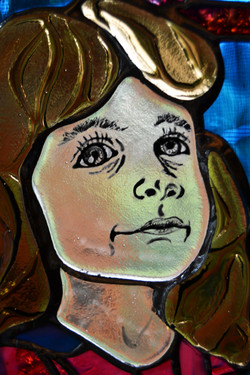 """""""Lucy"""" detail"""
