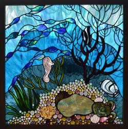 """""""Coral Reef at St. John's Bay"""""""