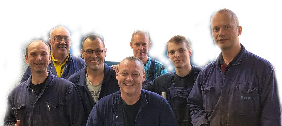 Roxor Shop Team