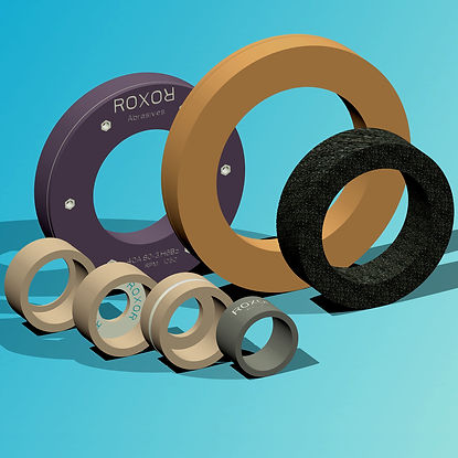 CYLINDER, CUP AND RING WHEELS