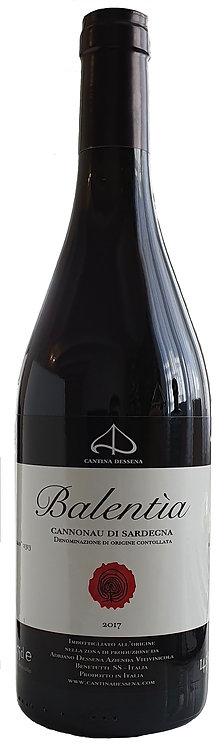 "Cannonau di Sardegna doc ""Balentìa""- Cassa da 6 bottiglie"