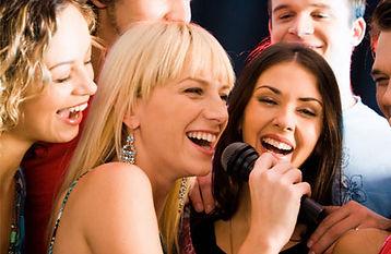 Karaoke Fun - The Wedding DJ Company
