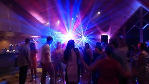 Dance Lighting - The Wedding DJ Company