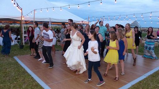 Dance Flooring - The Wedding DJ Company