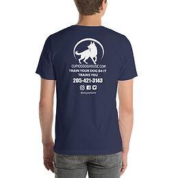 Cupids Dog House Short-Sleeve Unisex T-Shirt