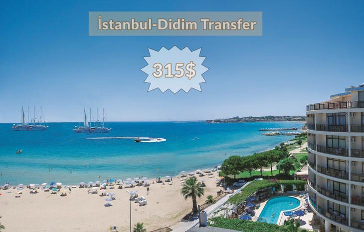 İstanbul-Didim Transfer