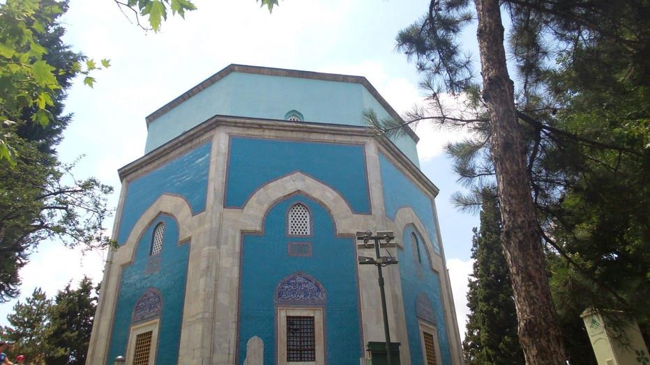 Yeşil camii Bursa