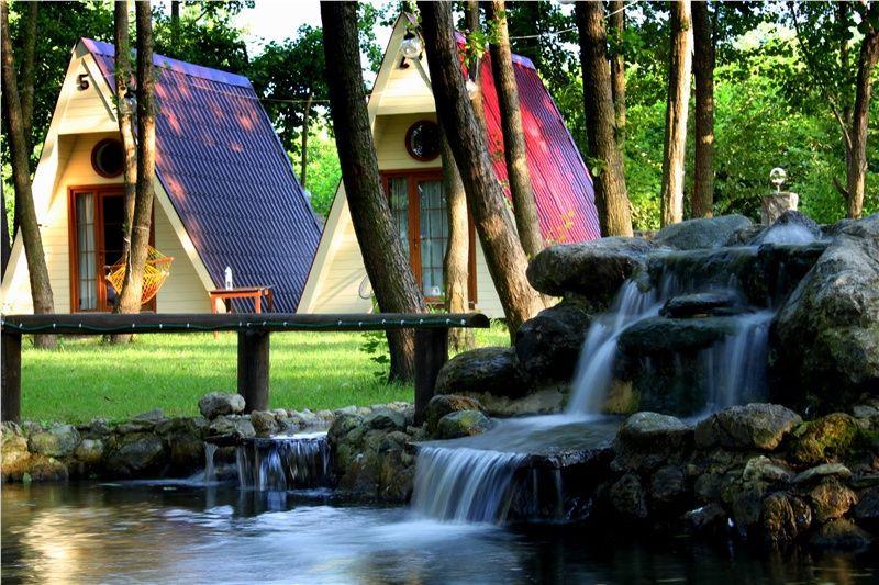 Sapanca bungalov evleri
