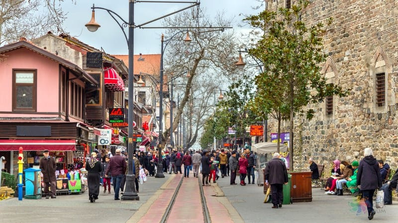 Cumhuriyet Caddesi