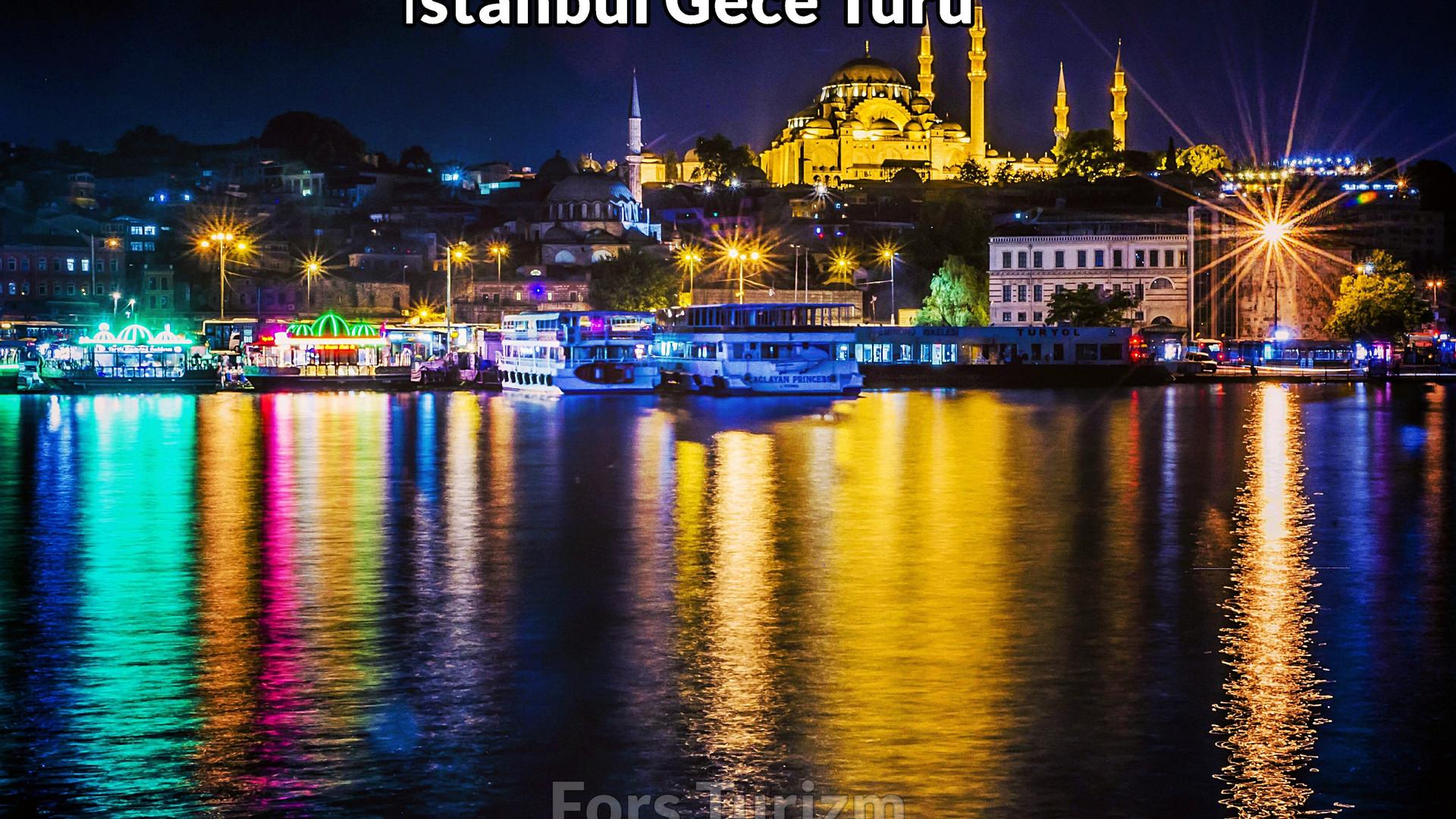 istanbul Gece Turu