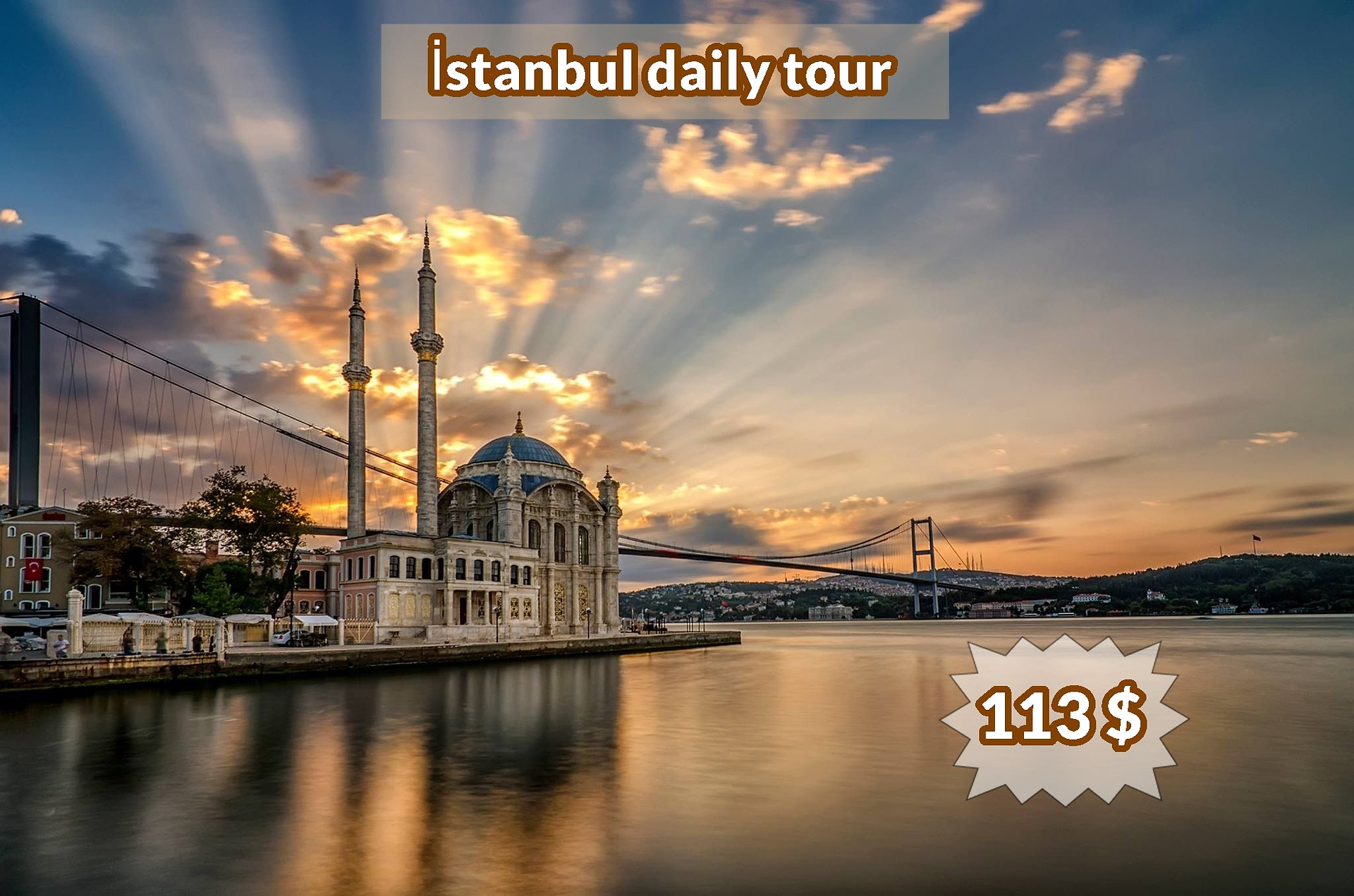 İstanbul Daily Tour