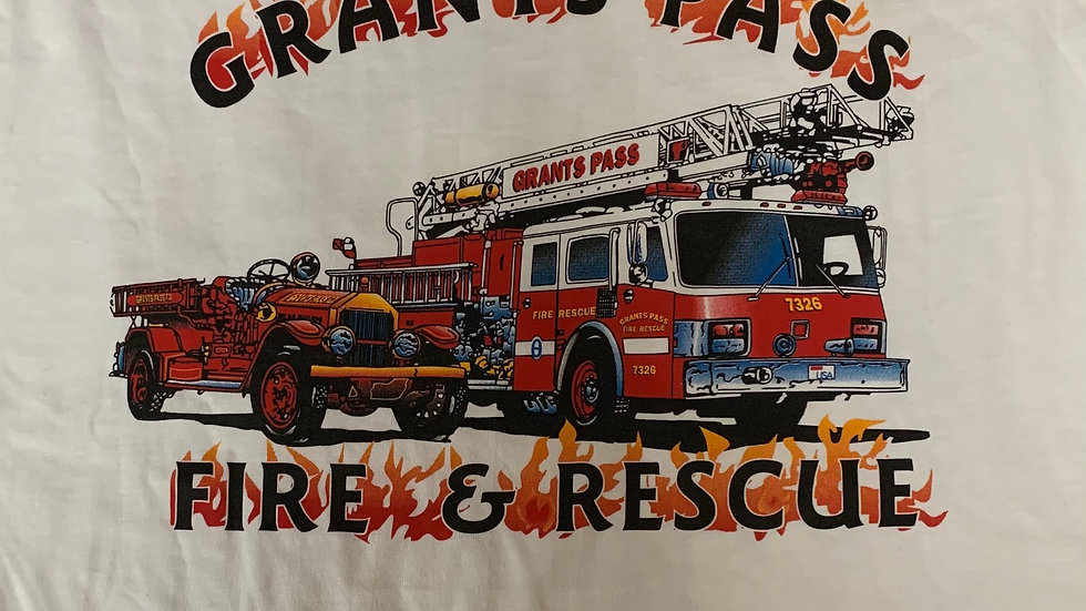 Grants Pass Fire Rescue T-Shirt