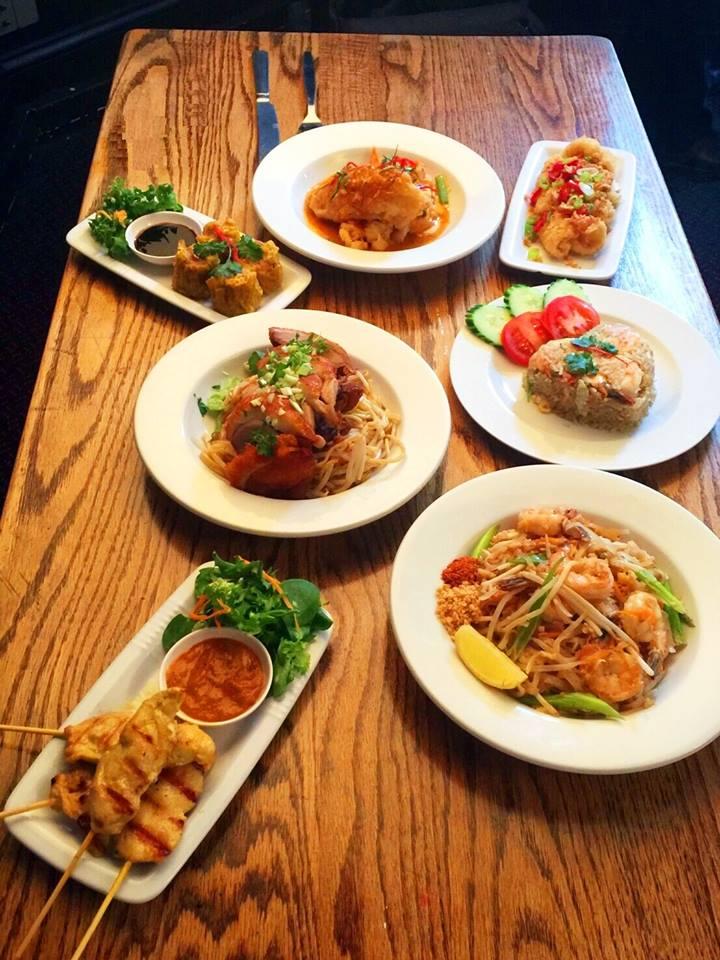 Thai Platter