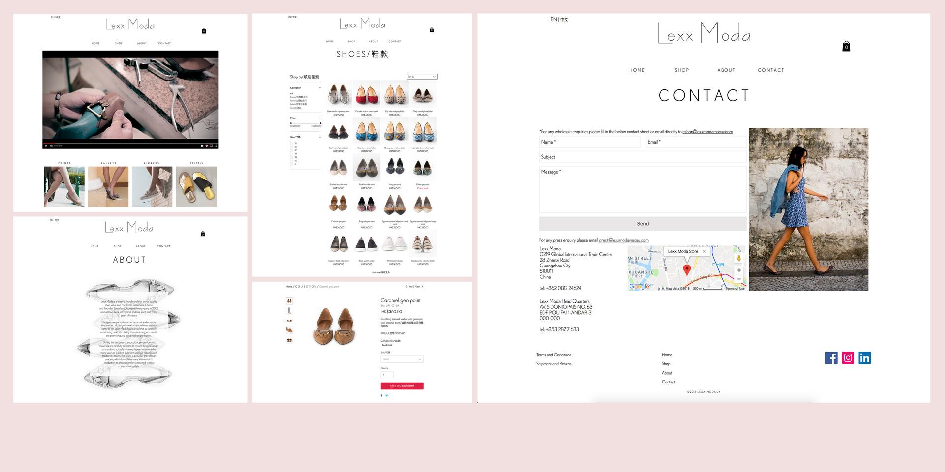 Lexx Moda Shop