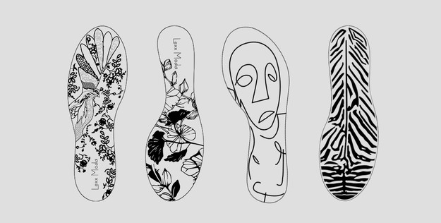 Prints for soles