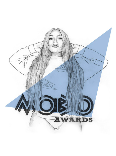 Stefflon Don x MOBO Awards