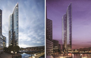 Aecom tipped for contractor deal on £800m Spire tower