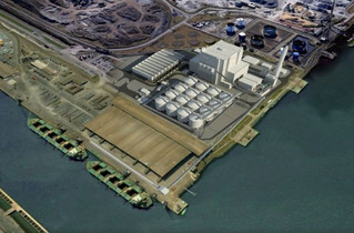 Spanish and Korean contractors to build £650m Teesport biomass plant after green light