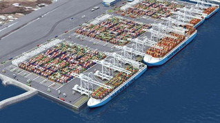 Contract awarded for Morocco automated container terminal