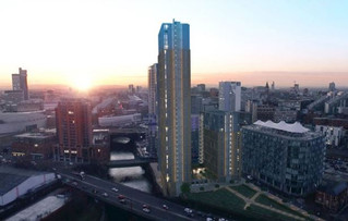 Forrest to build twin residential towers in Manchester